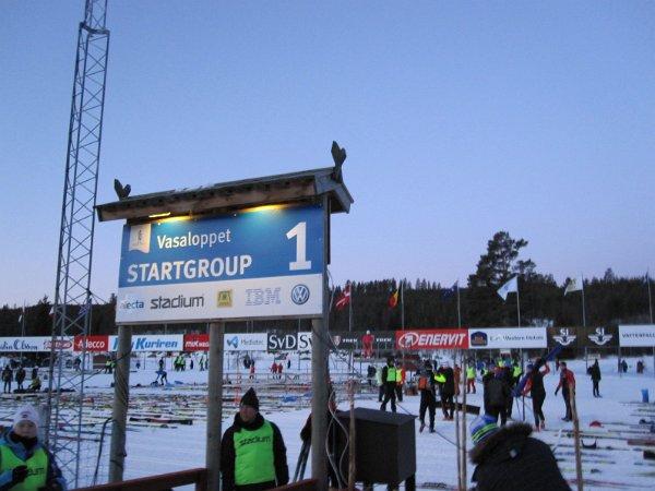Zum Bericht über den Skilanglauf...