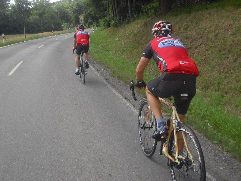 Zum Bericht über den Frankenwald-Radmarathon...